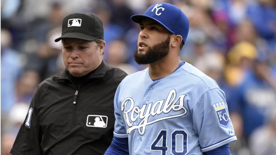 MLB trade news: Nationals acquire closer Kelvin Herrera from Royals