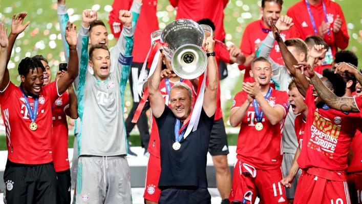 2019-20 Champions League winners Bayern Munich will be in pot one