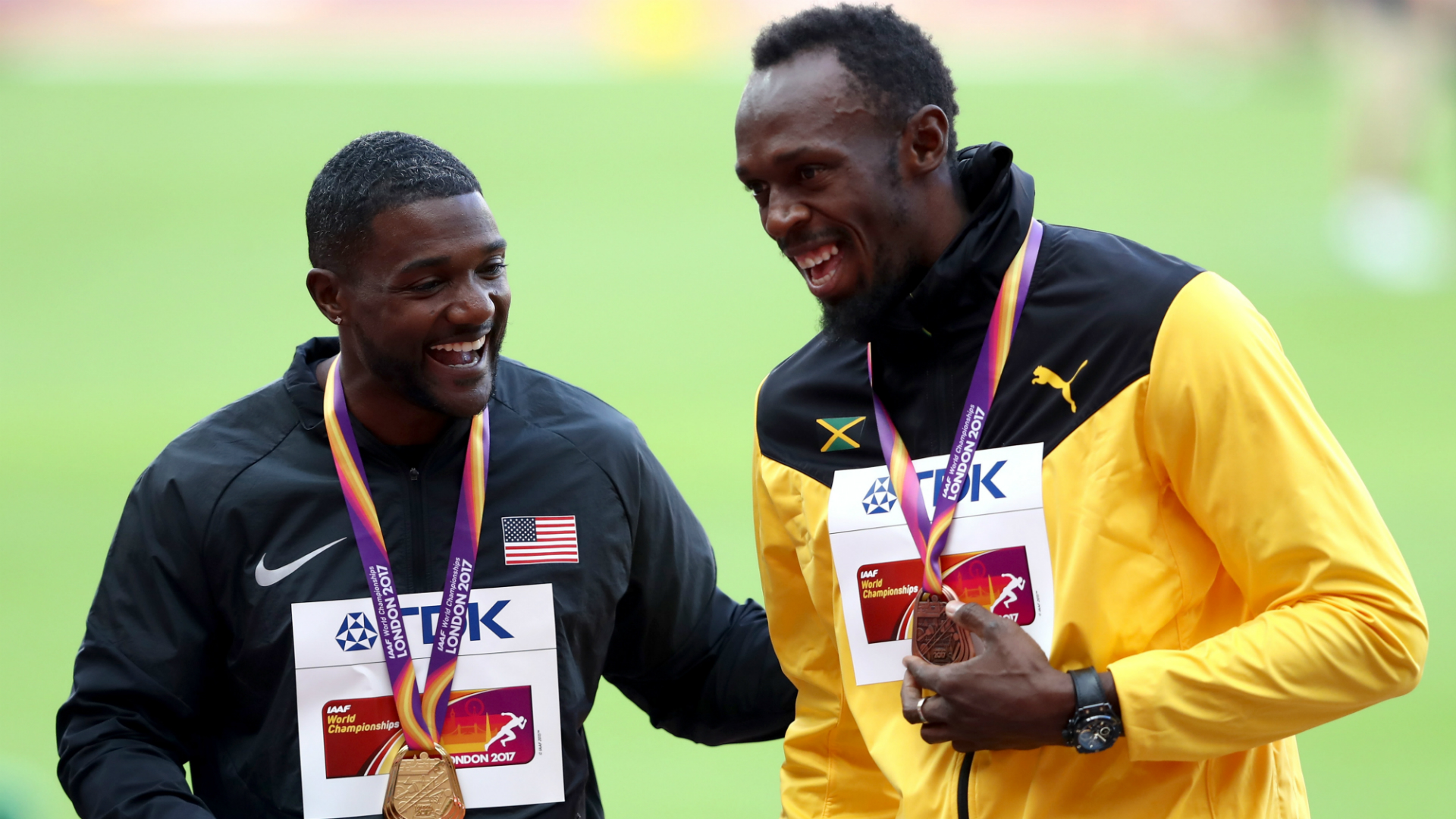 Justin Gatlin: American sprinters ready to rule the world in post-Usain Bolt era