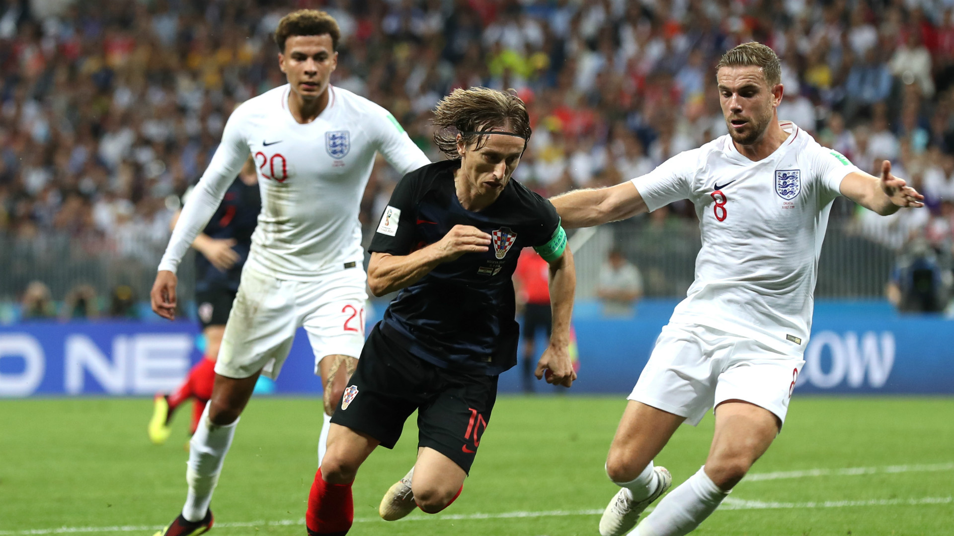 Antoine Griezmann dive sets up French goal in World Cup final