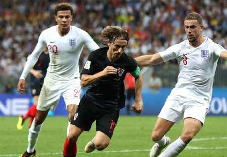 Deschamps: Modric is not immobile!
