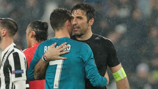 Buffon: I would be happy to see Ronaldo at Juventus