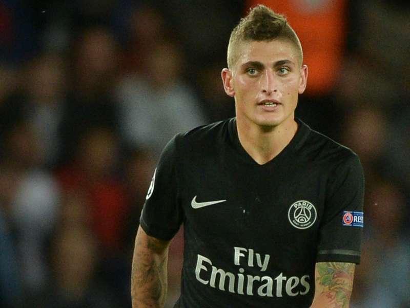 Marco Verratti: PSG star worth €100m, says agent