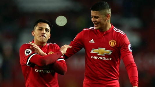 'We always ended up kicking each other!' - Rojo relieved to be on Alexis' side now at Man Utd