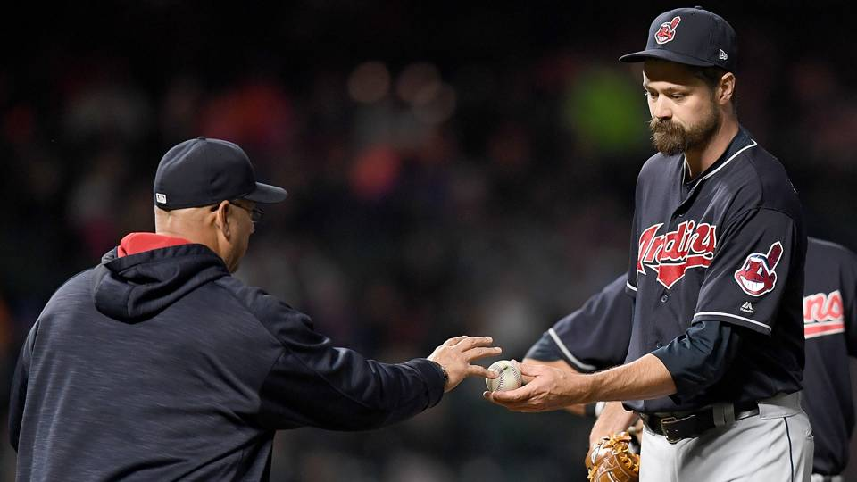 MLB wrap: Indians bullpen woes continue in loss to Tigers; Stephen Piscotty hits emotional HR