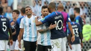 Lionel Messi and Kylian Mbappe - cropped
