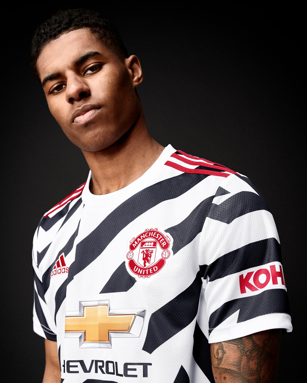 Man United Release Extravagant Zebra Kit