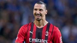 Zlatan Ibrahimovic in Milan's defeat to Porto