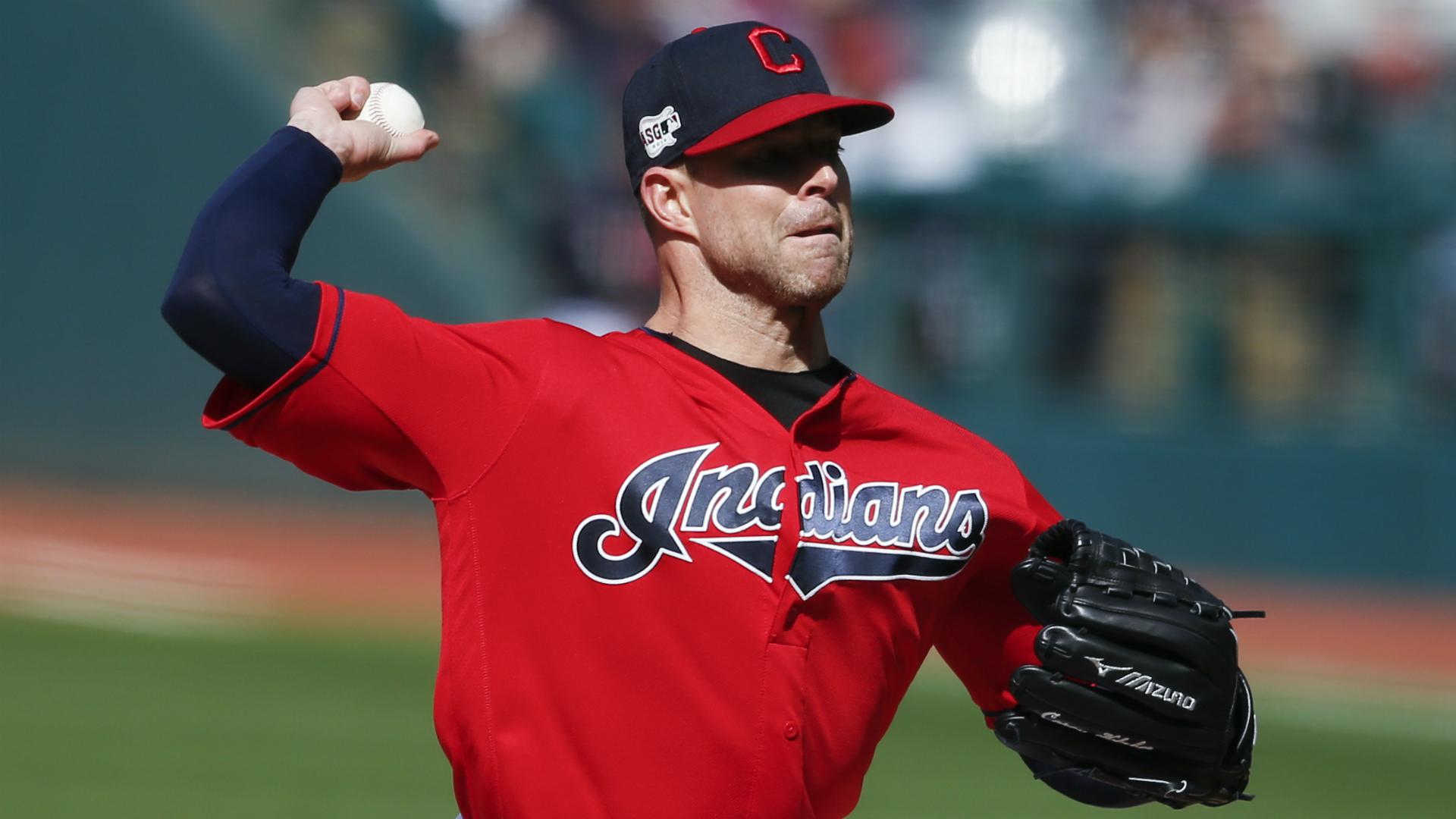 Indians exercise Corey Kluber's team option for 2020 season