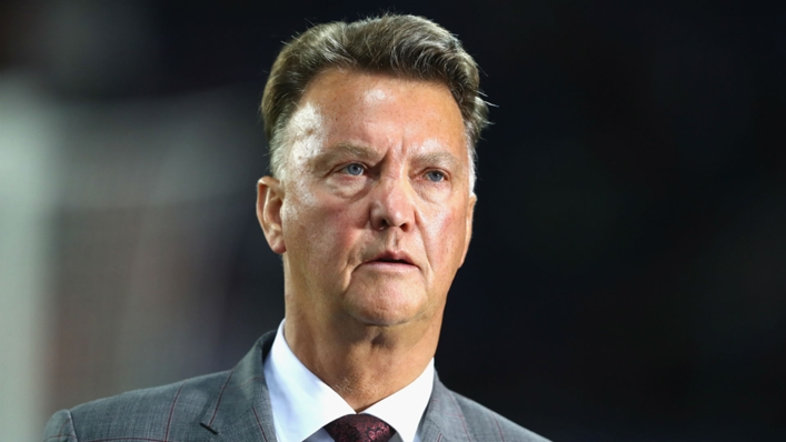 Van Gaal is set to embark on his third spell in charge of the Netherlands
