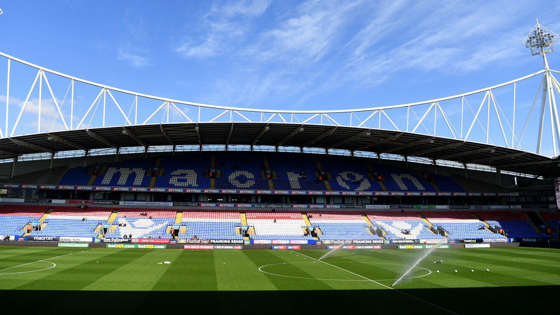 Bolton players threaten strike over lack of pay