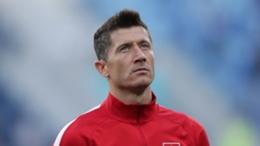 Robert Lewandowski is yet to fire at Euro 2020