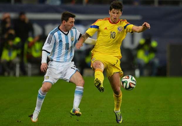 Romania 0-0 Argentina: Albiceleste play out goalless encounter with Tricolori