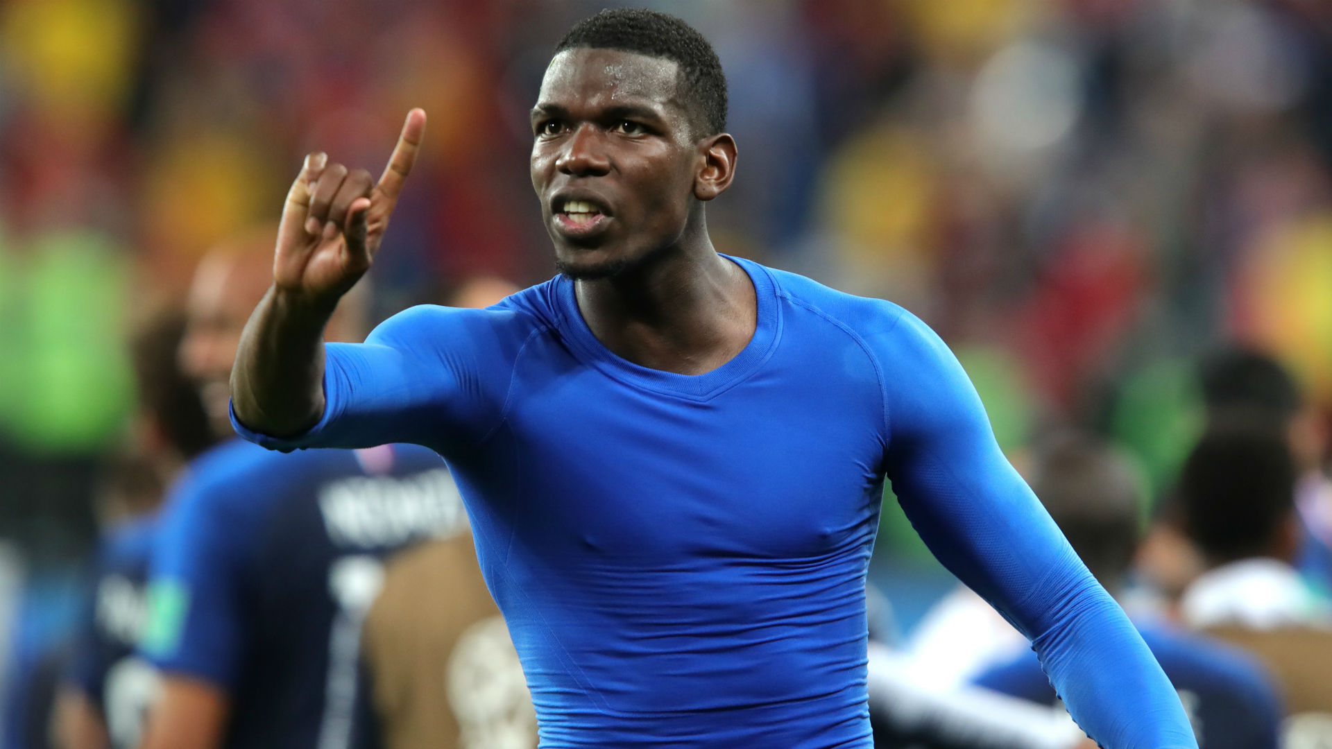 Pogba urges France to avenge Euros defeat
