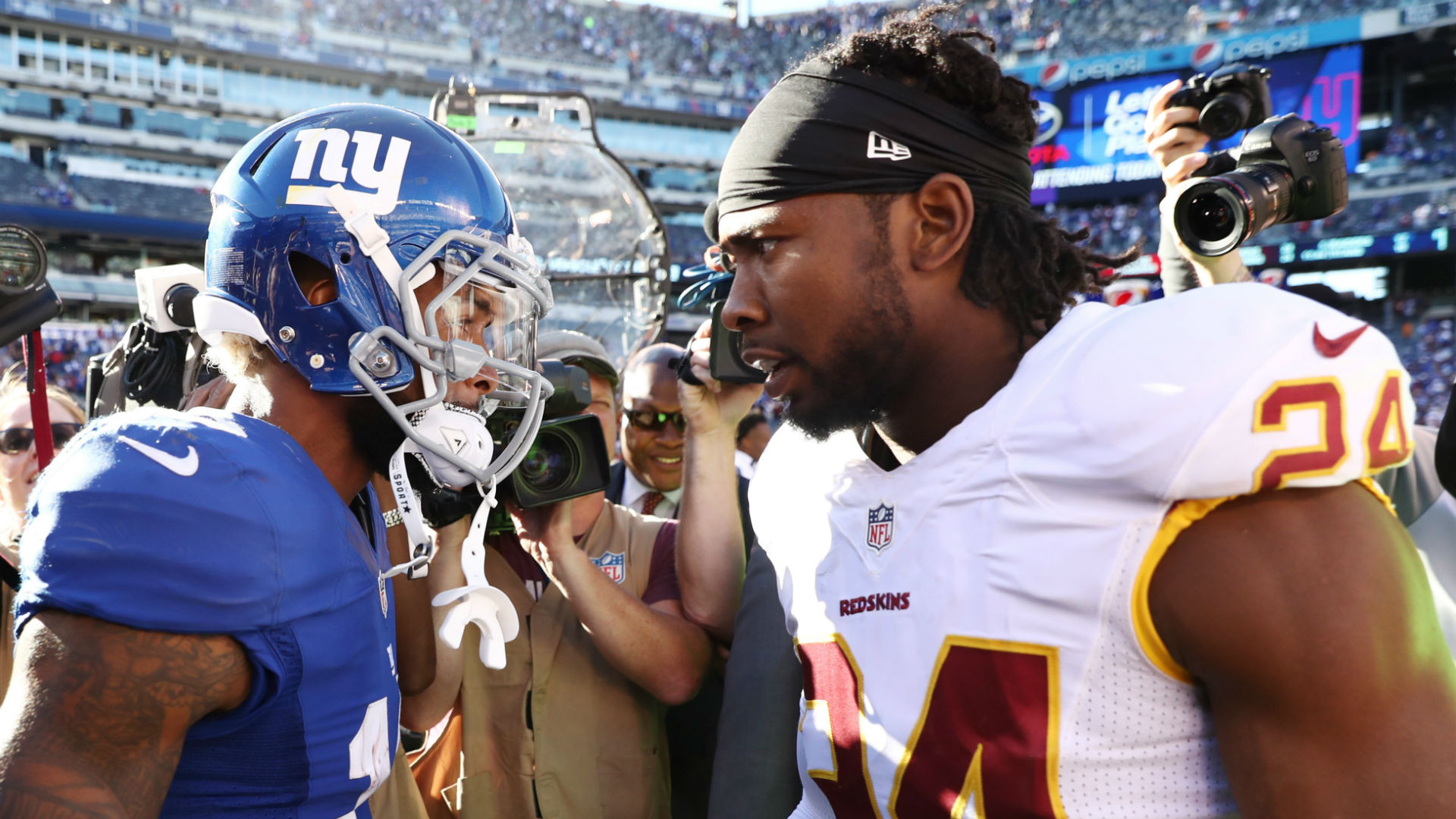 Josh Norman Disses Dez Bryant Obj In Bold Interview