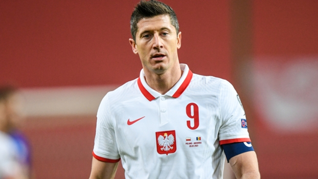 Robert Lewandowski will carry the weight of a nation on his shoulders for Poland this summer