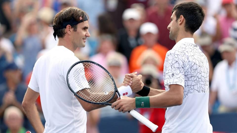 U.S. Open 2018: Roger Federer, Novak Djokovic on course to meet in quarterfinal showdown