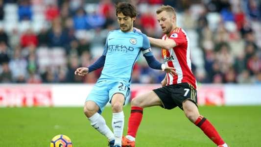 Silva one reason I joined Man City - Guardiola