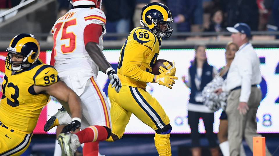 Three takeaways from the Rams' win over the Chiefs in one of the highest scoring games in NFL history