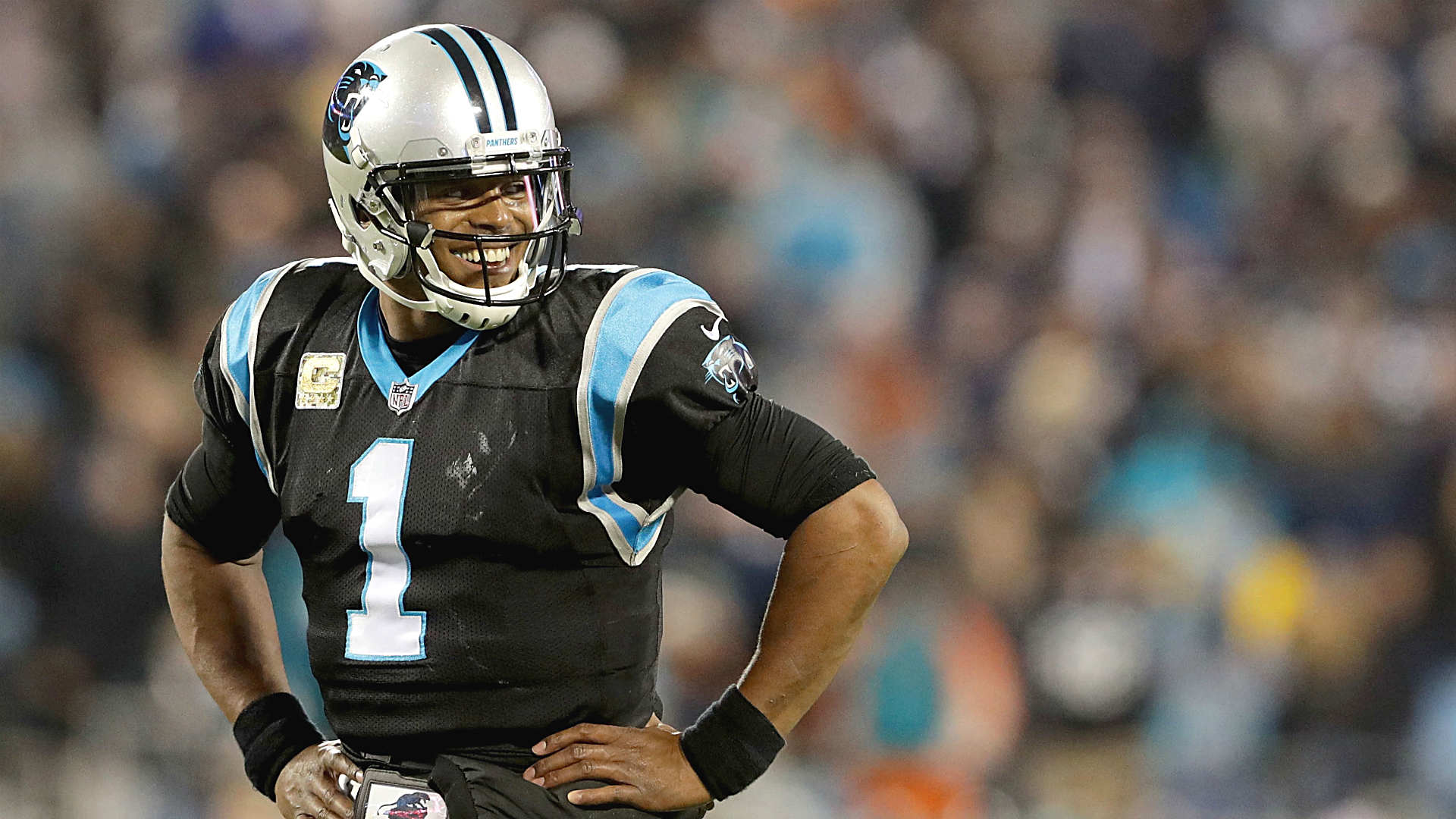 Cam Newton says Panthers just 'scratching the surface' after record night