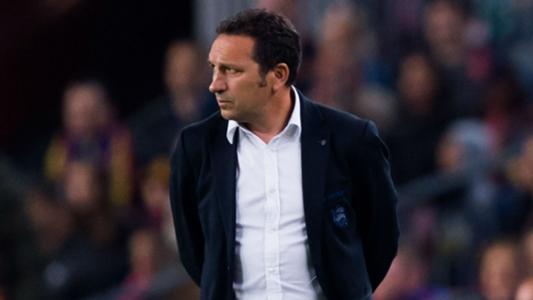 Real Sociedad dismiss head coach Sacristan