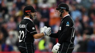 Kane Williamson and Colin De Grandhomme - cropped