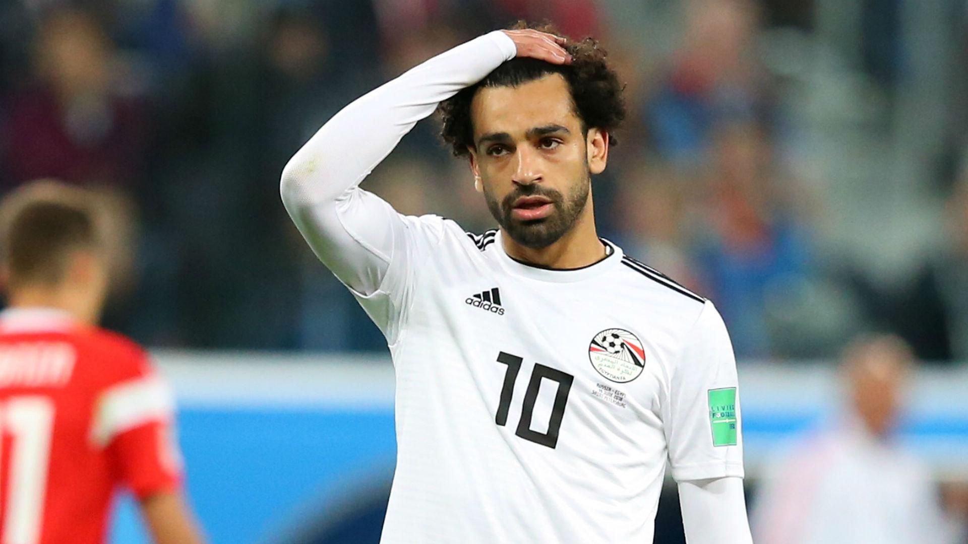 World Cup  Sadio Mane Backs Liverpool Team Mate Mohamed Salah To Overcome World Cup Upset Goal Com
