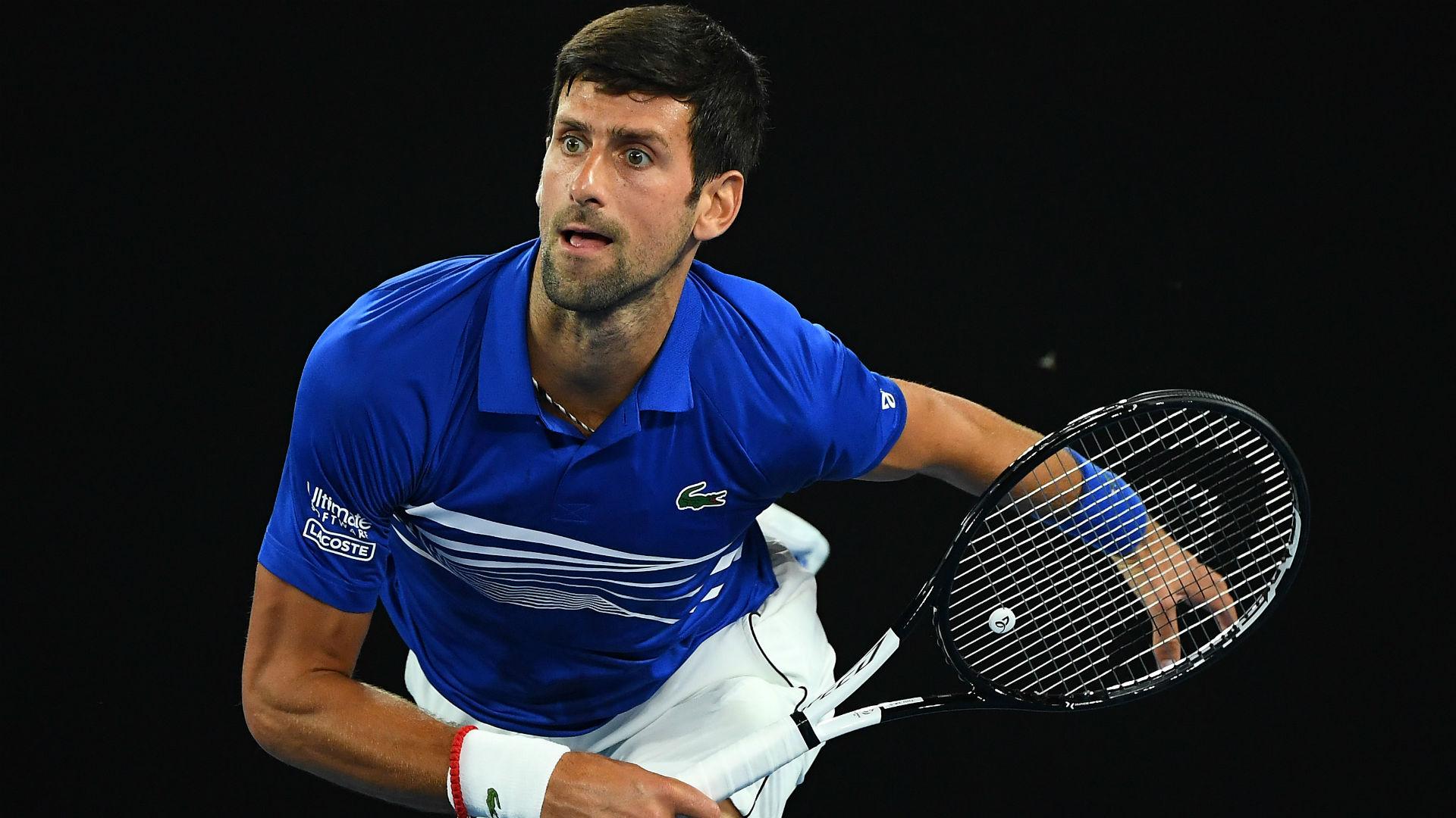 Australian Open: Novak Djokovic sees off Jo-Wilfried ...