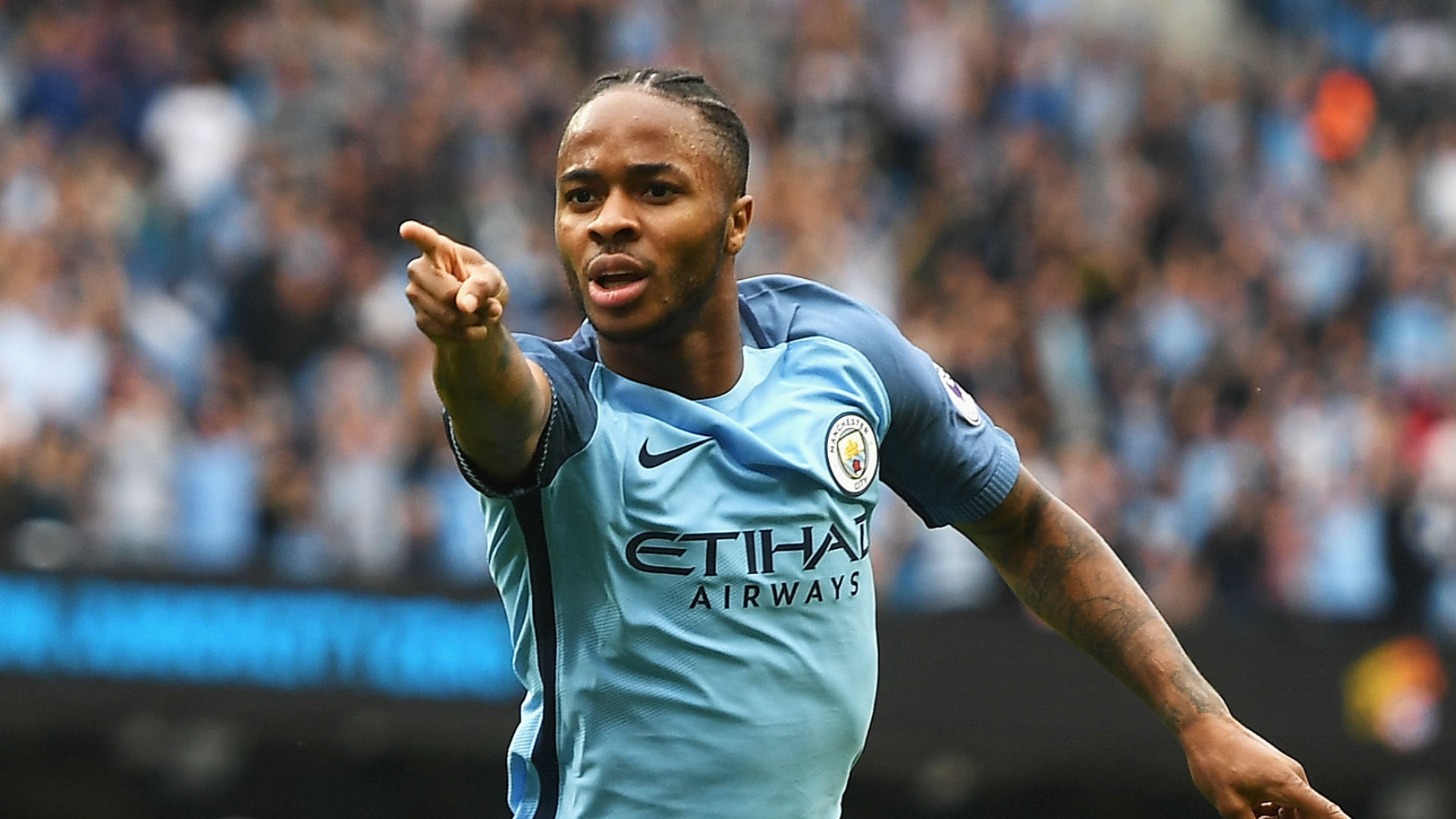 Man arrested over alleged hate crime on Man City's Sterling