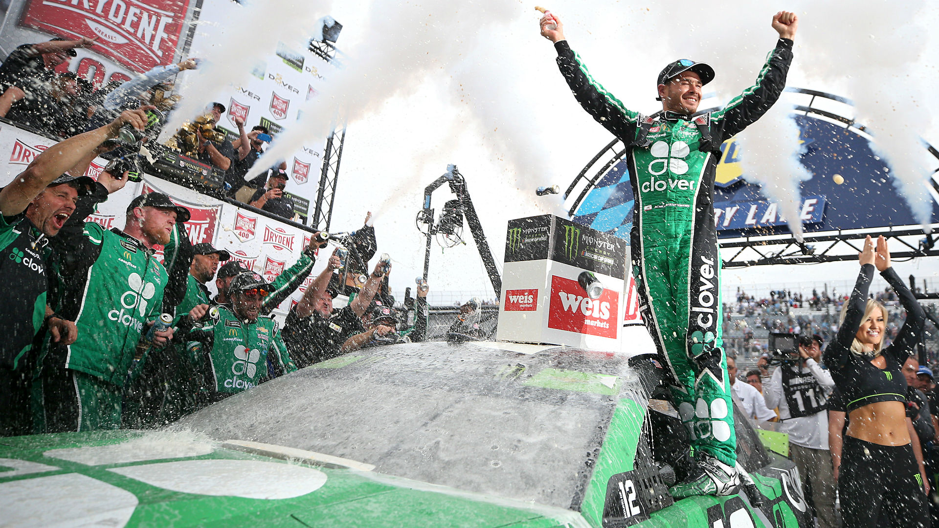 NASCAR playoff standings 2019: Updated points for Cup chase after the Drydene 400 at Dover