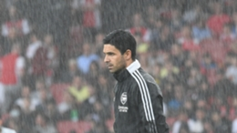 Arsenal have lost two games from two this season under Mikel Arteta