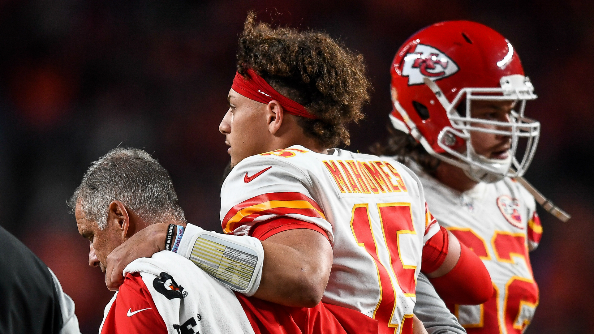 Patrick Mahomes injury update: Chiefs won't put timeline on QB's return