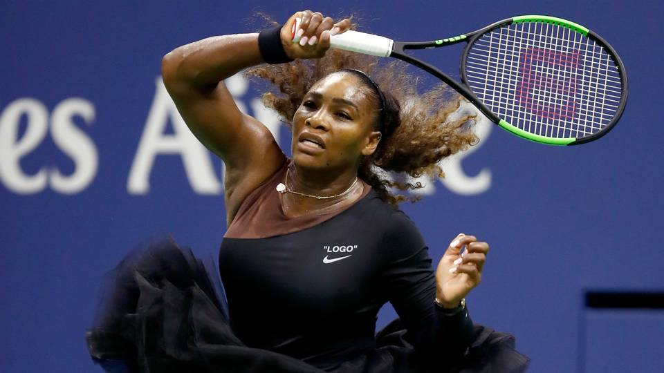 Serena Williams: Nike made 'powerful statement' with Colin Kaepernick