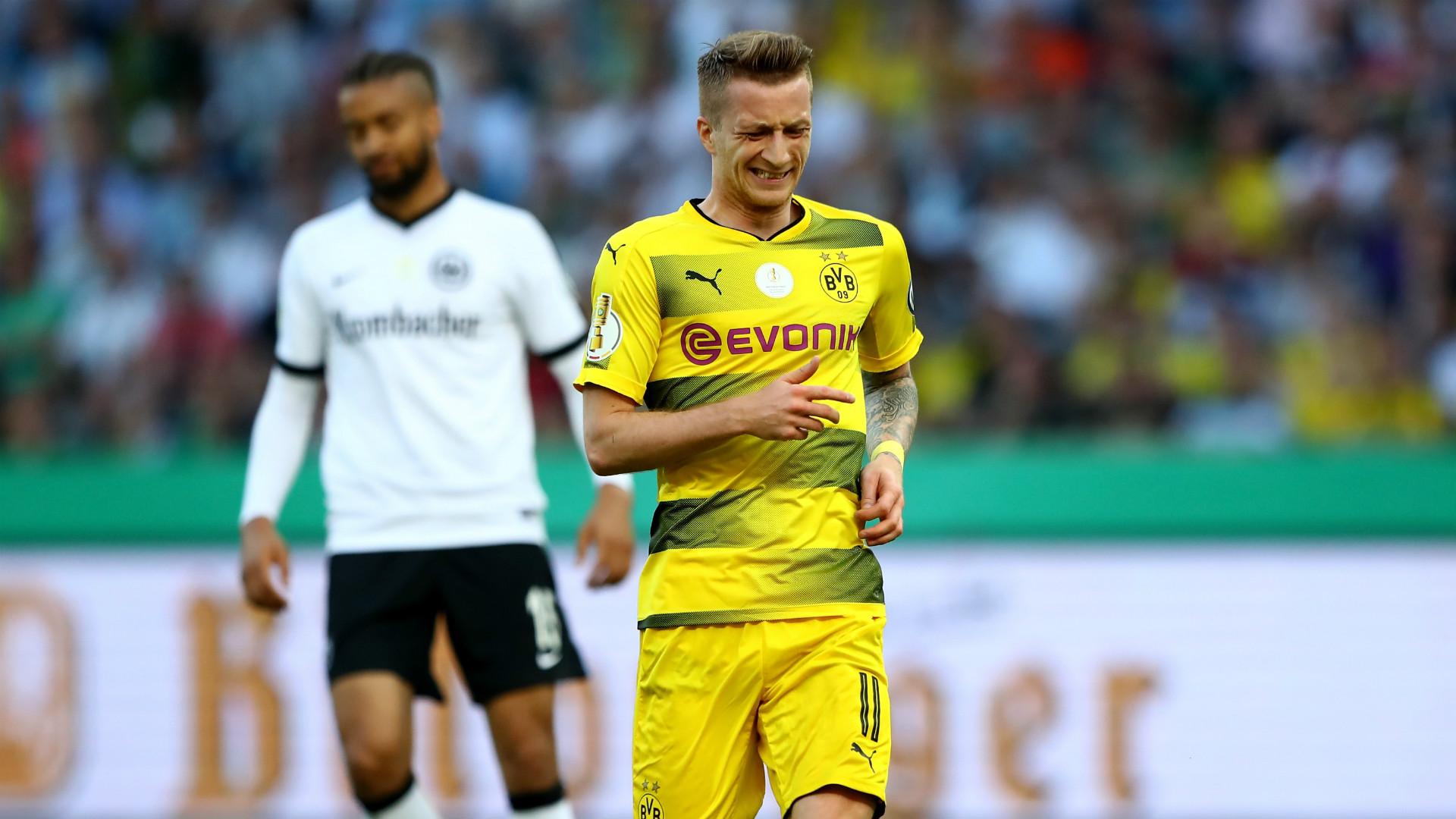 Marco Reus Says He's Considering Leaving Borussia Dortmund in 2019