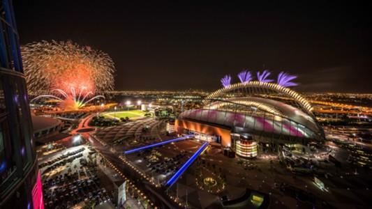khalifa international stadium - cropped