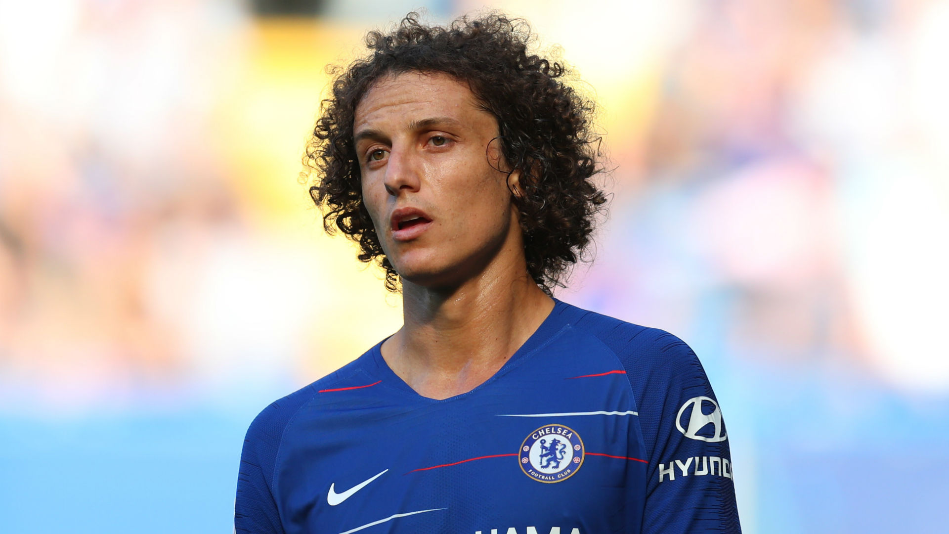 David Luiz loving Chelsea life under 'great' Sarri