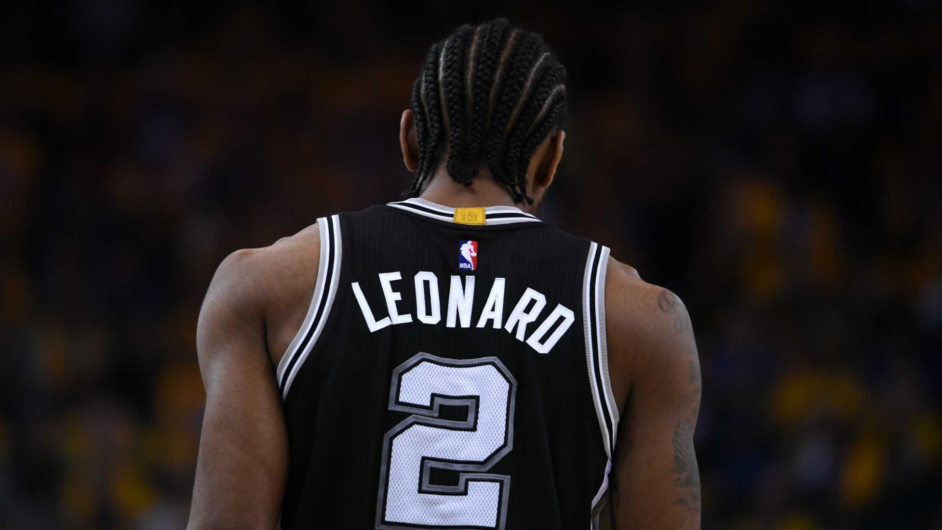 Kawhi Leonard injury update: Spurs F's rehab shut down as quad problem lingers