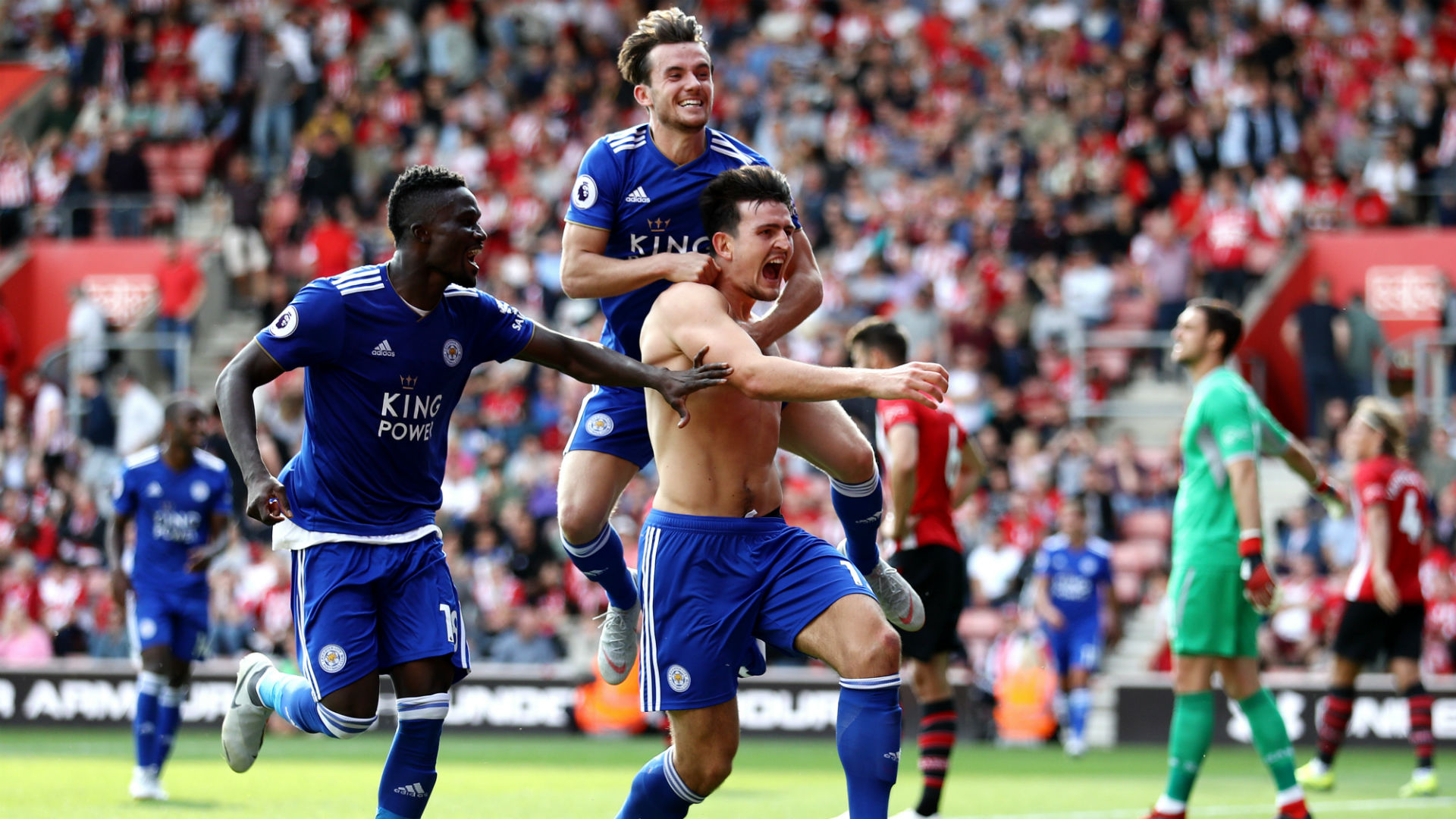 Maguire admits Leicester blocked Man Utd move