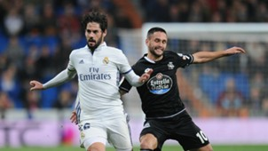 Isco and Andone