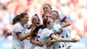 Golden Boot & Golden Ball winner Rapinoe praises USWNT after 'surreal and ridiculous' World Cup win