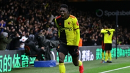 Watford winger Ismaila Sarr will be relishing his meeting with Liverpool this weekend