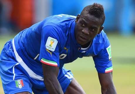 Italy's Balotelli exclusion is scandalous