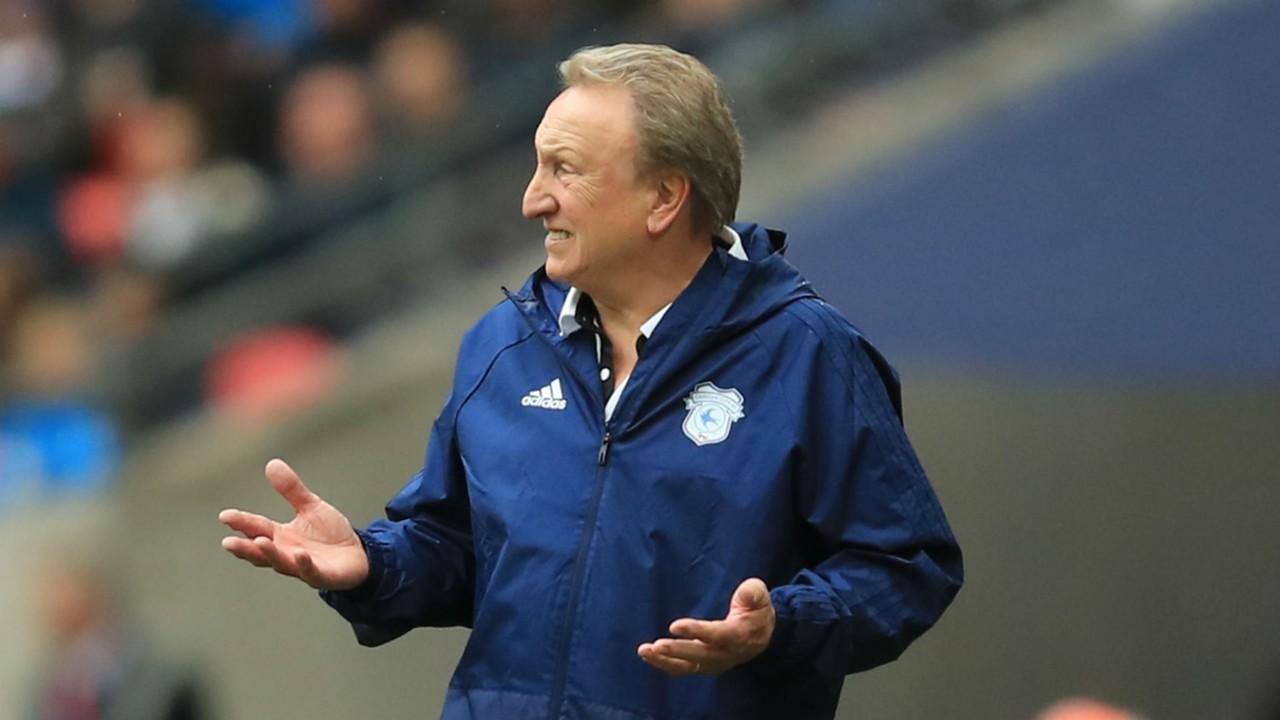Don't bet on Cardiff surviving relegation, warns Warnock