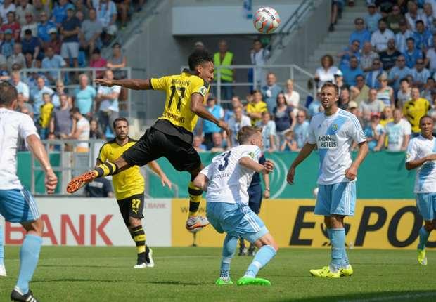 Chemnitzer FC 0 - 2 Borussia Dortmund Match report - 8/9 ...