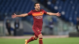 Pedro has moved from Roma to arch-rivals Lazio to play under former head coach Maurizio Sarri.