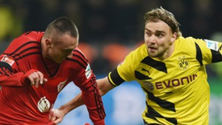 Leverkusen v Dortmund