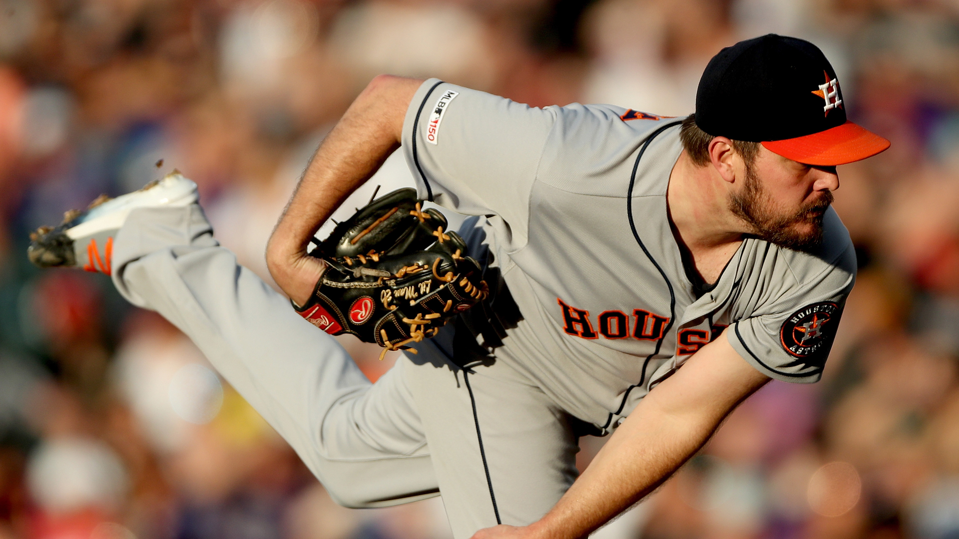 MLB wrap: Astros look set for playoffs but still desperately need a starter