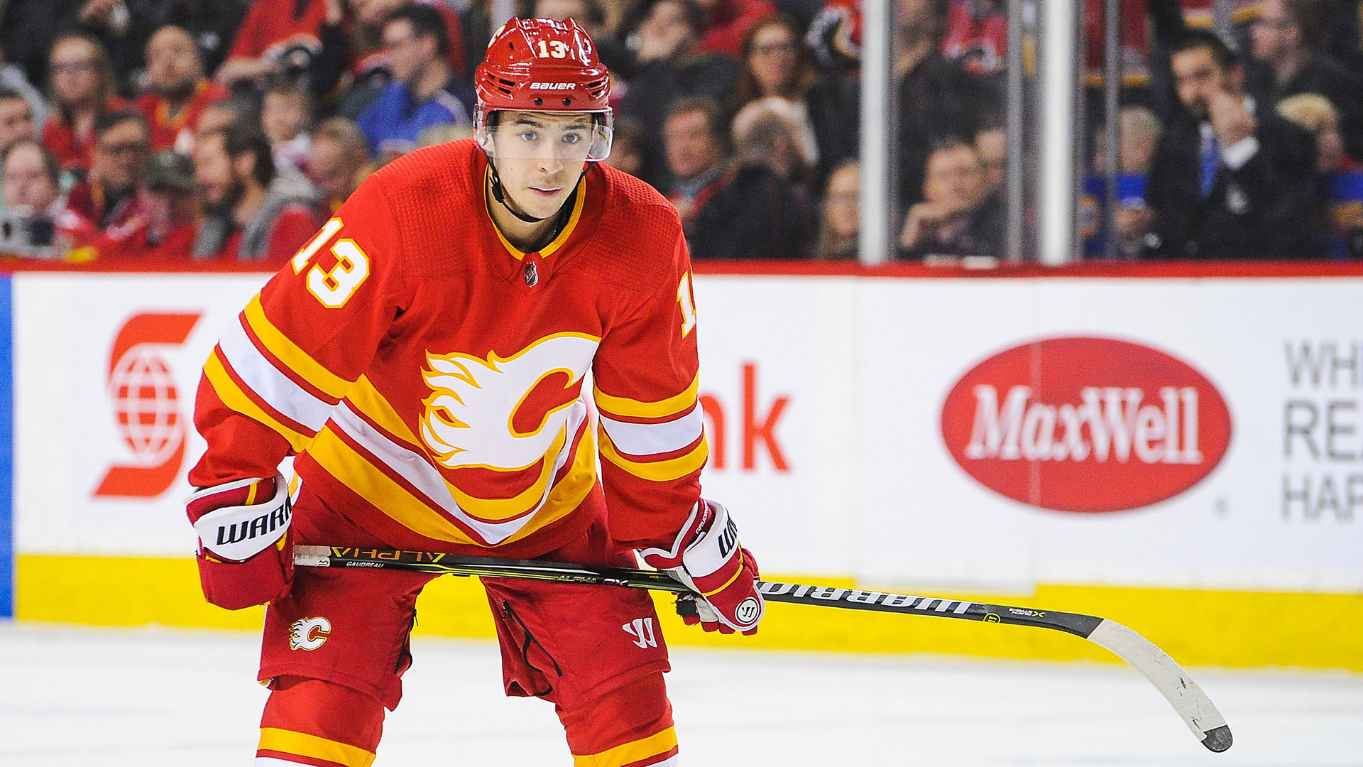 on sale 5550e c3c70 NHL playoffs: Flames Game 1 jerseys have significance ...