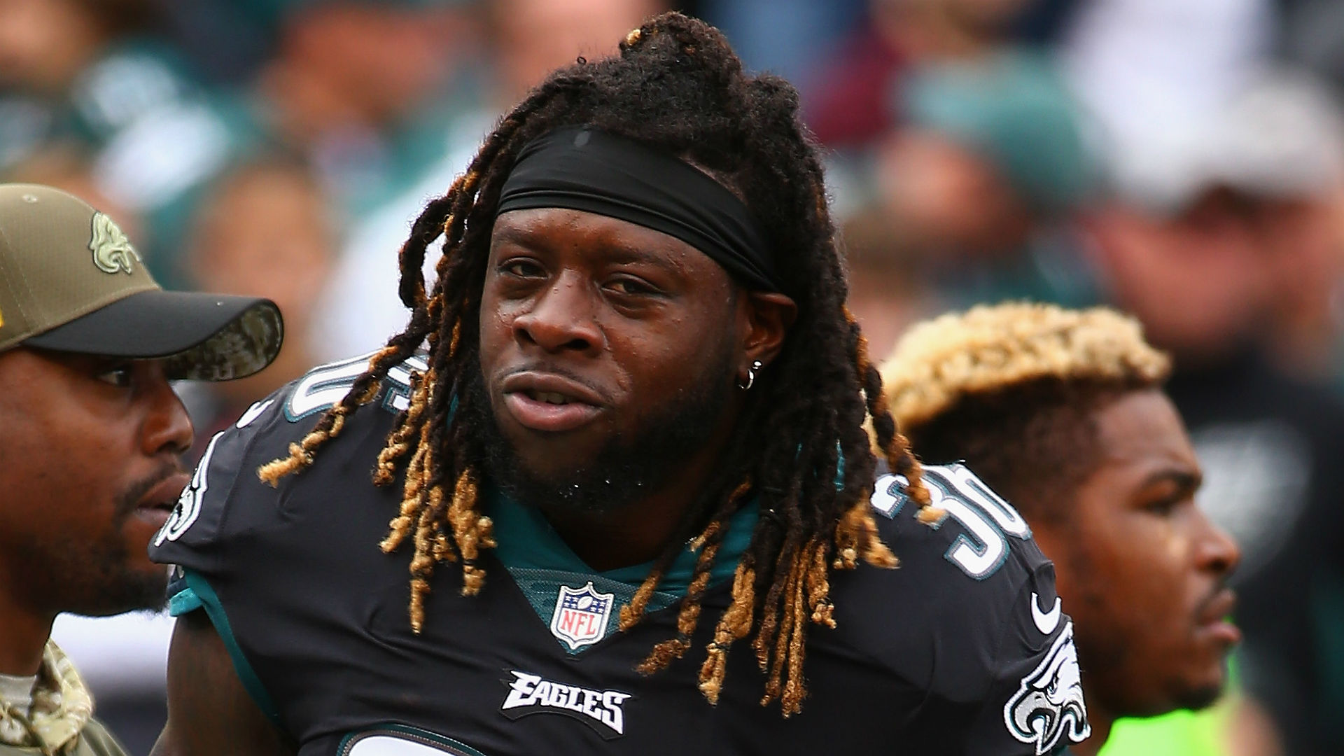 Did Cowboys quit against Eagles? 'Definitely,' Jay Ajayi says