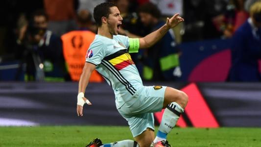 Euro 2016: Eden Hazard sets sights on Wales win